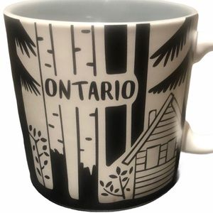 ☕️Ontario Mug by Indigo Provinces Collection